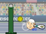 flash игра Sports heads: Tennis open