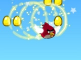 flash игра Angry birds: Rock bird