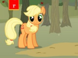 Applejack's Horseshoe Toss