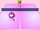 Hello Kitty: Table tennis