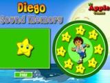 flash игра Diego: Sound memory