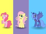 My little pony: colours memory