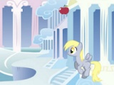 flash игра Derpy hooves. Sweet dream