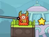 flash игра Cut the monster 2