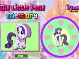 My little pony: memory