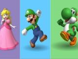 flash игра Luigi's Colours Memory