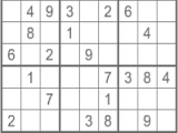 flash игра Sudoku 2