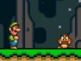 flash игра Luigi: Cave world 3