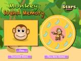 flash игра Monkey sound memory