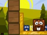 flash игра Beaver Blocks 2