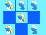 flash игра Smurfs. Tic Tac Toe
