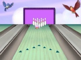 Sofia the first. Bowling