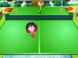 flash игра Dragon Ball Z. Table tennis