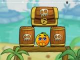 Cover orange. Journey. Pirates