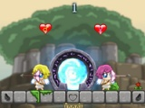 flash игра Heart theif Cupid