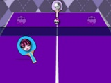 flash игра Table tennis. Monster High
