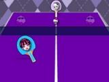 Table tennis. Monster High