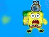 flash игра SpongeBob. Jump match