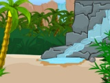 flash игра Escape Survivor Island