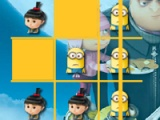flash игра Despicable me. Tic-Tac-Toe