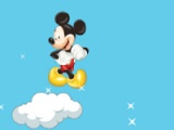 flash игра Mickey Mouse. Clouds