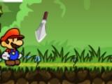 flash игра Mario. Forest adventure
