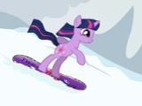 flash игра Twilight's epic hill ride