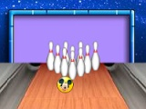 flash игра Mickey Mouse. Bowling