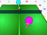 flash игра Pou: Table tennis