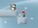 flash игра Saving christmas