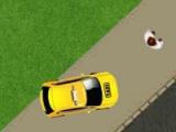 flash игра Cool crazy taxi