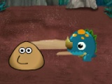 flash игра Pou vs Monsters