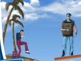 flash игра Lazy Town. The pirat adventure