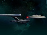 flash игра Star Trek Online: Ship Shaper