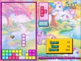 flash игра My little pony. Tetris