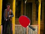 flash игра Cowboy Pong
