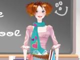स्कूल झक्की लड़की