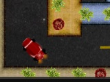 flash игра Hot Rod Parking