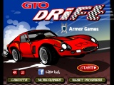 flash игра GTO drift