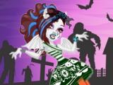 flash игра Zombie Shake. Rochelle Goyle