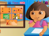 flash игра Dora fun slacking 2