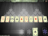 flash game Solitaire 3D