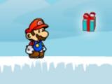 flash игра Mario. Ice adventure 2