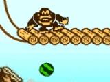 flash игра Monkey menace