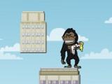 flash игра Kong climb
