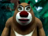 flash игра Talking bear