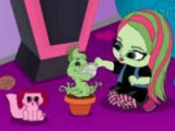 Monster High. Baby kamer dekor