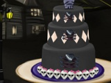 Monster High. Cake