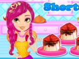 C.A. Cupid's strawberry shortcakes