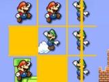 flash игра Mario. Tic-Tac-Toe